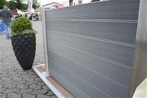 Sichtschutz Terrasse Kunststoff : sichtschutz kunststoff grau gamelog wohndesign ~ Whattoseeinmadrid.com Haus und Dekorationen