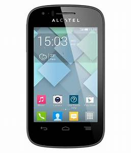 Alcatel Onetouch Pop C1 4015d Grey Price In India