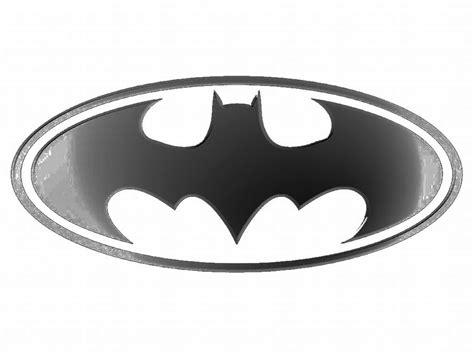 batman signal stencil clipart