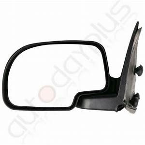 Side View Door Mirrors Manual For 1999
