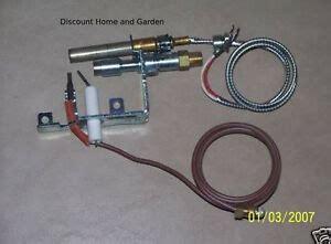 Desa Fireplace Logs - desa fireplace remote vent free gas log ods pilot assembly