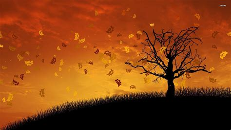 Autumn Themed Wallpapers For Android by Fall Themed Wallpapers Wallpaper Cave