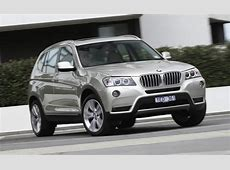 2013 BMW X3 specification upgrade boosts SUV value