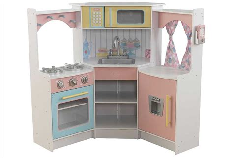 cuisine kraft cuisine en bois jouet cuisine kidkraft familiale