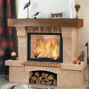 Cheminée à Bois : cheminee a bois energies naturels ~ Premium-room.com Idées de Décoration