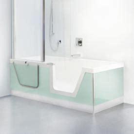 Badewanne Mit Seiteneinstieg by Begehbare Wannen Badewanne Mit T 252 R Kaufen Bei Reuter
