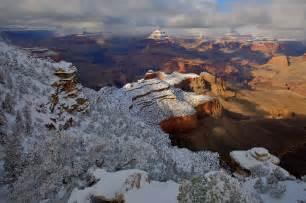 Yaki Point Grand Canyon Winter