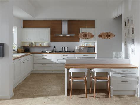 Kitchen Built Modern Kitchen With Breakfast Bar Ideas