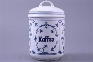 Kahla Porzellan Alte Serien : kaffee vorratsdose d 10 5 cm h 17 cm alte serien ~ Michelbontemps.com Haus und Dekorationen
