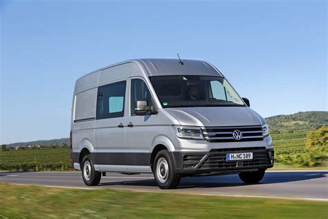 volkswagen crafter volkswagen crafter 4motion review auto express