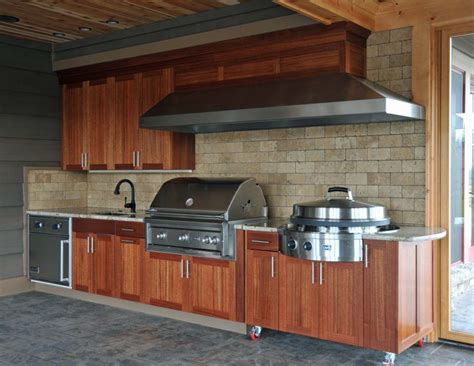 15+ Delightful Outdoor Kitchen Modular