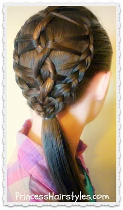 Braid Dna Hairstyle Tutorial Recreate Needed Supplies