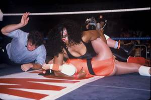 Tag Team Tussles - All Women Wrestling
