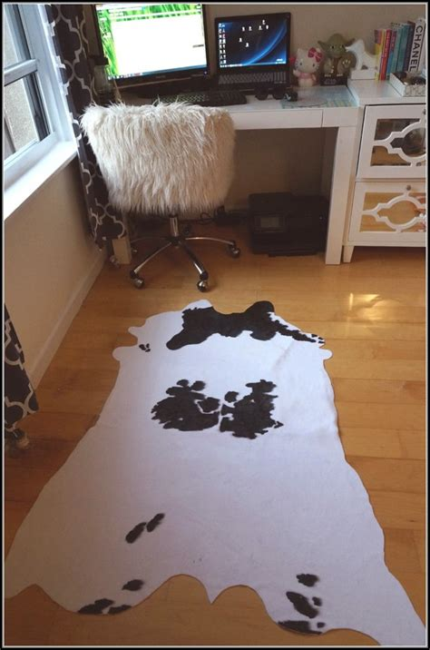 Cowhide Ikea by Cowhide Rug Ikea Rugs Home Decorating Ideas