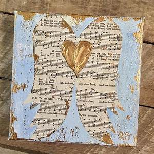 the 25 best farmhouse mixed media art ideas on pinterest With what kind of paint to use on kitchen cabinets for large angel wings wall art