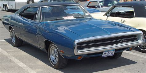 Sports Cars: dodge charger 1970