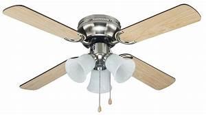 Cool breeze eb in brushed nickel ceiling fan