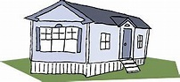 72+ Mobile Home Clipart | ClipartLook