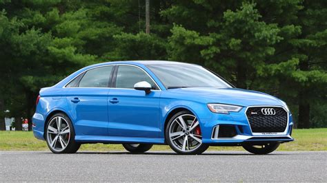 2018 Audi Rs3 First Drive As Potent As Performance