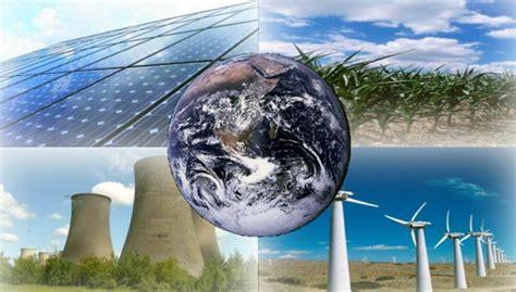 Возможности альтернативных видов источников энергии