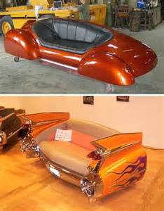 Furniture Made From Old Cars