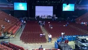 Mohegan Sun Connecticut Arena Seating Chart Mohegan Sun Arena Section 21 Concert Seating