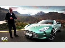 Aston Martin One77 drive world exclusive review HD Car
