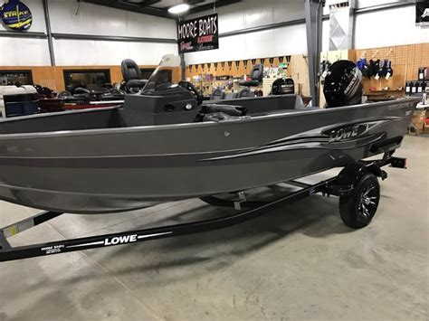 Used Aluminum Fishing Boats New York by Lowe Fm165 New And Used Boats For Sale