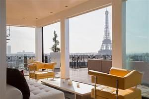 Studio A Louer Paris Pas Cher Etudiant : 10 luxueux appartements avec vue sur paris photoreportage ~ Nature-et-papiers.com Idées de Décoration