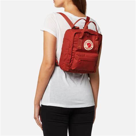 fjallraven re kanken fjallraven kanken mini backpack mens