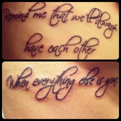 tattoo quotes  men couple tattoo love infinity