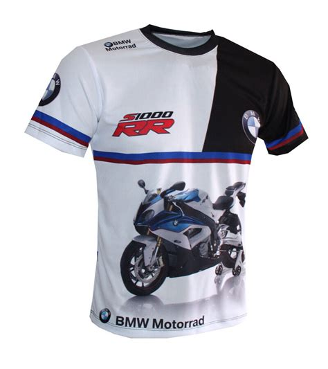t shirt motorrad bmw motorrad s1000rr motorcycle high quality graphic sublimated s t shirt ebay