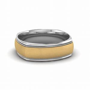 latest trends on gold rings for mens of classy males With square mens wedding rings