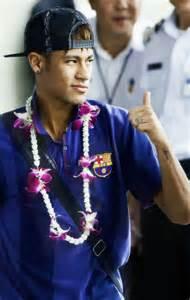 Neymar Jr. Soccer Player