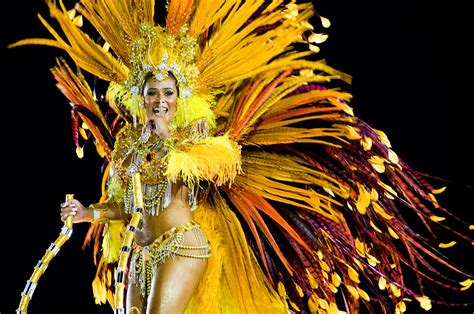 Meet The Sexiest Brazilian Carnival Dancers For