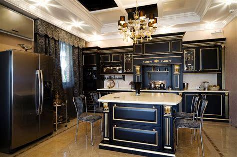 black and silver kitchen designs 40 impressive kitchen renovation ideas and designs 7842