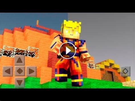 minecraft pe  mods dragon ball  mod