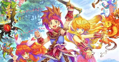 Secret Of Mana: 10 Hidden Details You Didn't Know About The Main Characters