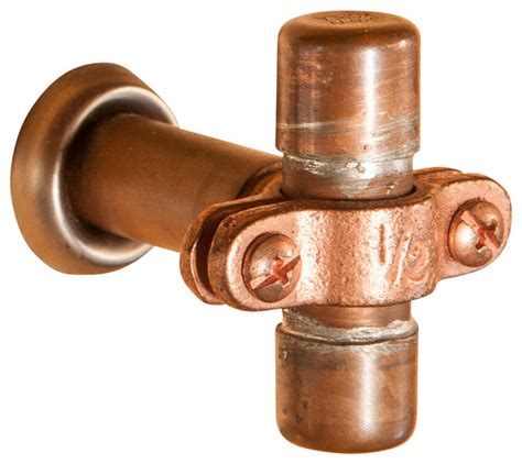 Hafele Kitchen Cabinet Pulls by Small Industrial Copper Cabinet Handle Industrial