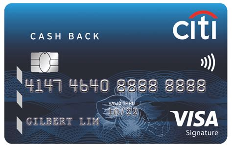 citi cash  credit card singapore  trusted review
