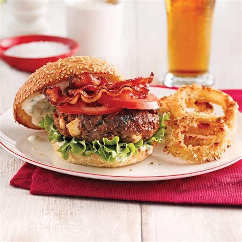 plat cuisiné à congeler burger de boeuf gourmand recettes cuisine et nutrition pratico pratique