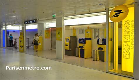 bureau de poste bichat bureau de poste la défense cnit à en métro