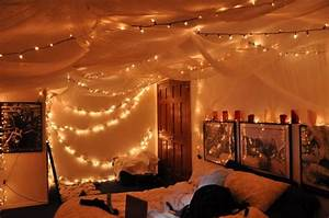 Trend: Fairy Lights In Your Room