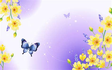 elegant flower  powerpoint backgrounds