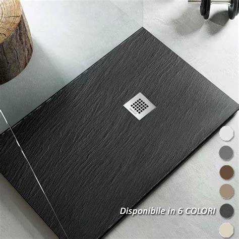 piatti doccia 70x110 piatto doccia filo pavimento 70x110 h 2 5 cm easy effetto