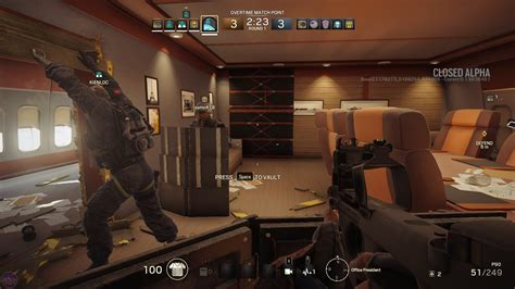 siege pc rainbow six siege preview bit tech
