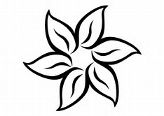 HD Wallpapers Coloring Pages Small Flowers