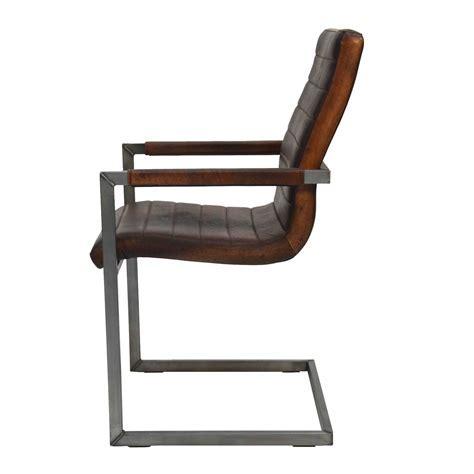"""Freischwinger Stuhl """"Como"""", Esszimmerstuhl, echtes"""