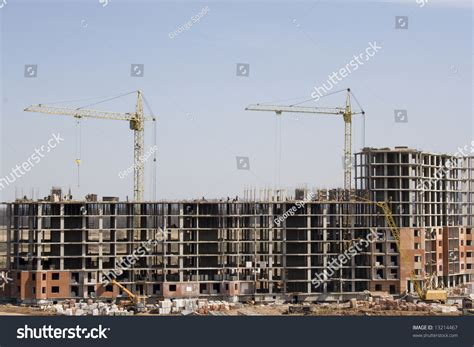 residental construction construction residental building stock photo 13214467
