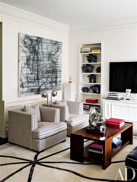 bold designs  french decorator francois catroux